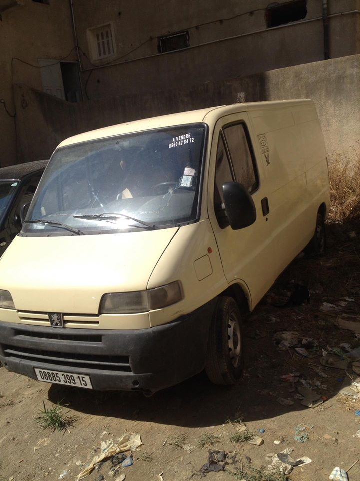peugeot boxer 1999 ouedkniss