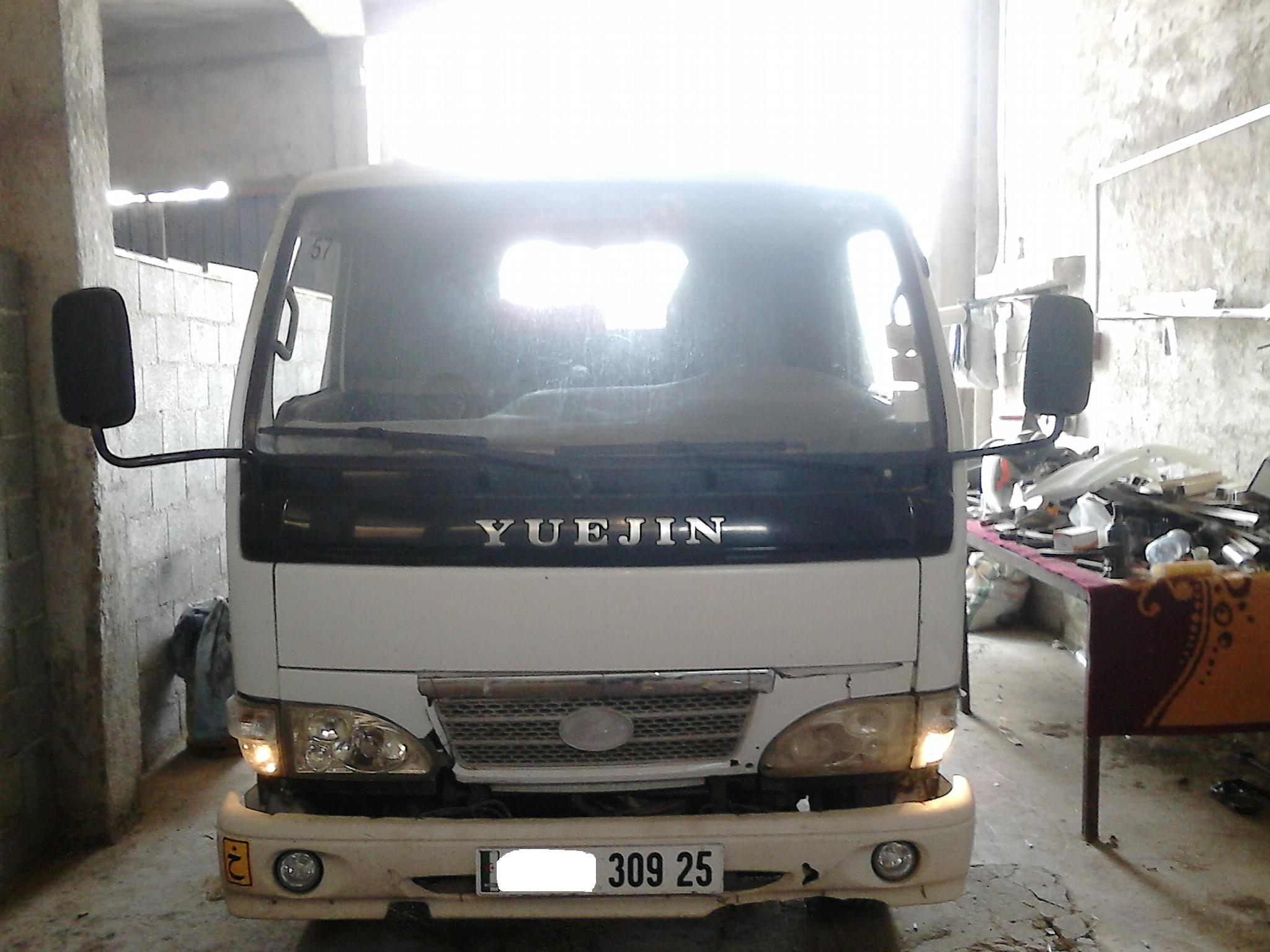 camion yuejin a vendre 2009 ouedkniss