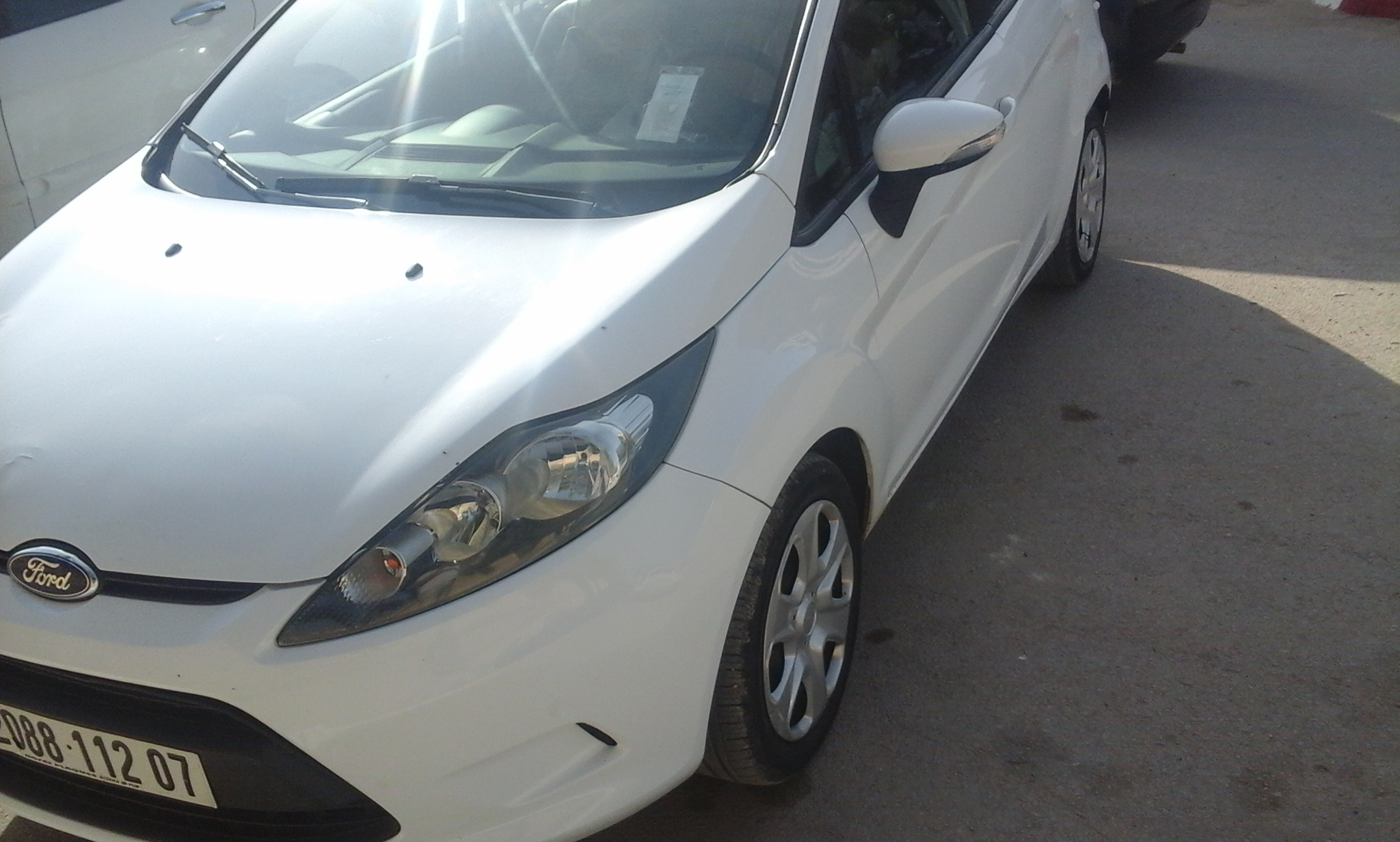 Ford Fiesta 2012 1.25 Ess 82 ch ouedkniss