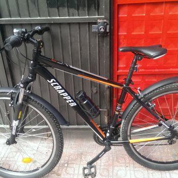 vélo   SCRAPER      XC3 LTD ouedknisse
