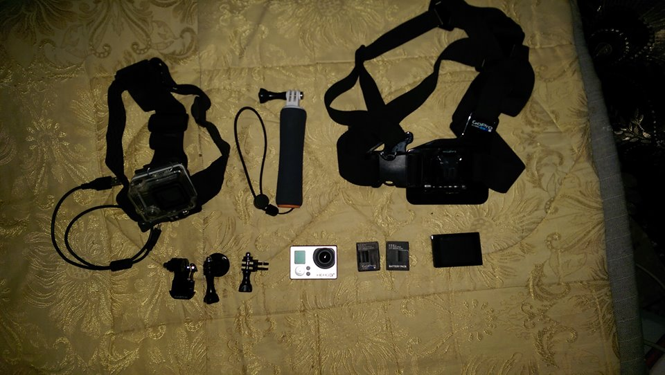 GoPro Hero 3+ silver edition ouedkniss