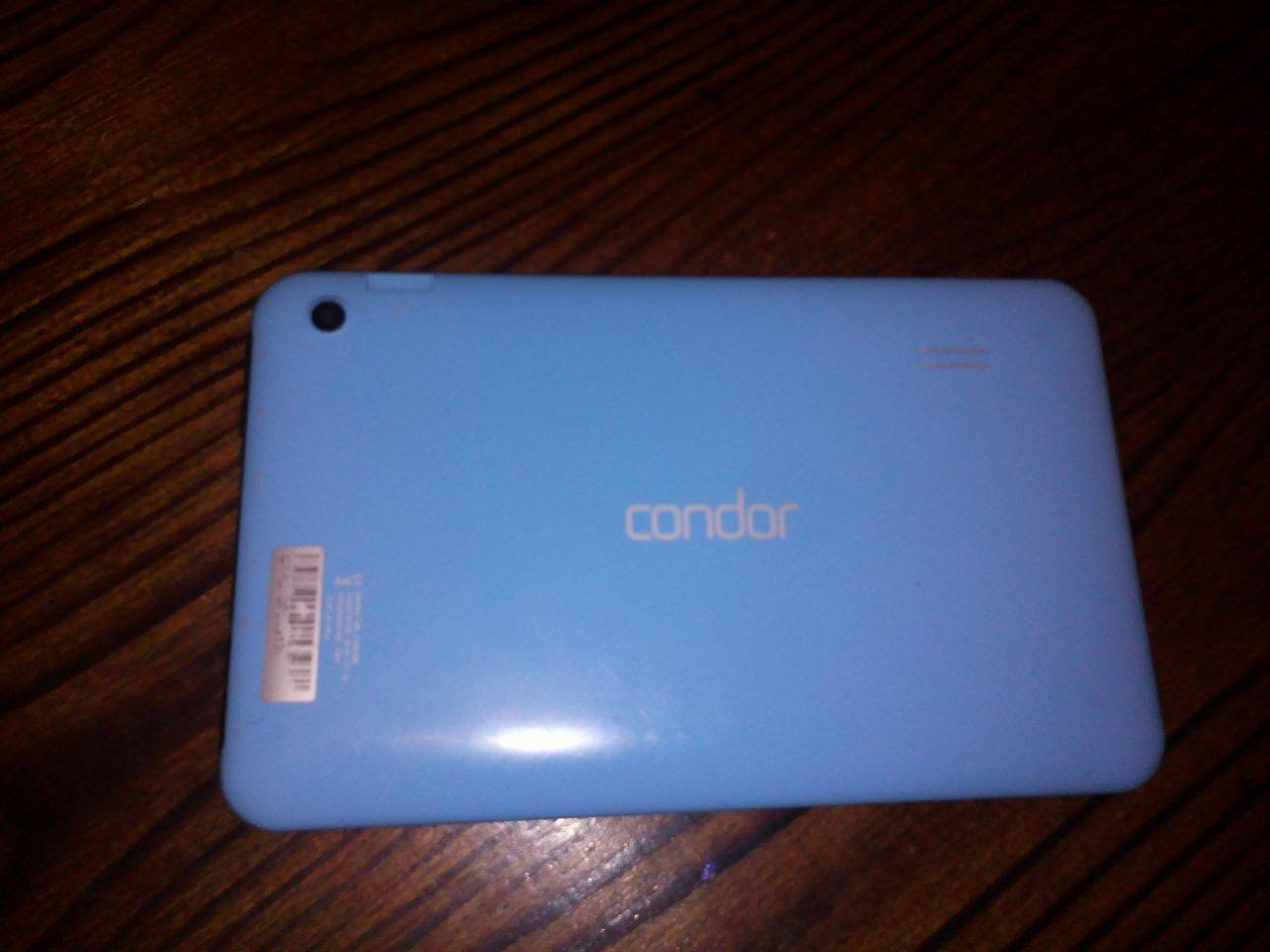 Vend tablette Condor ouedkniss