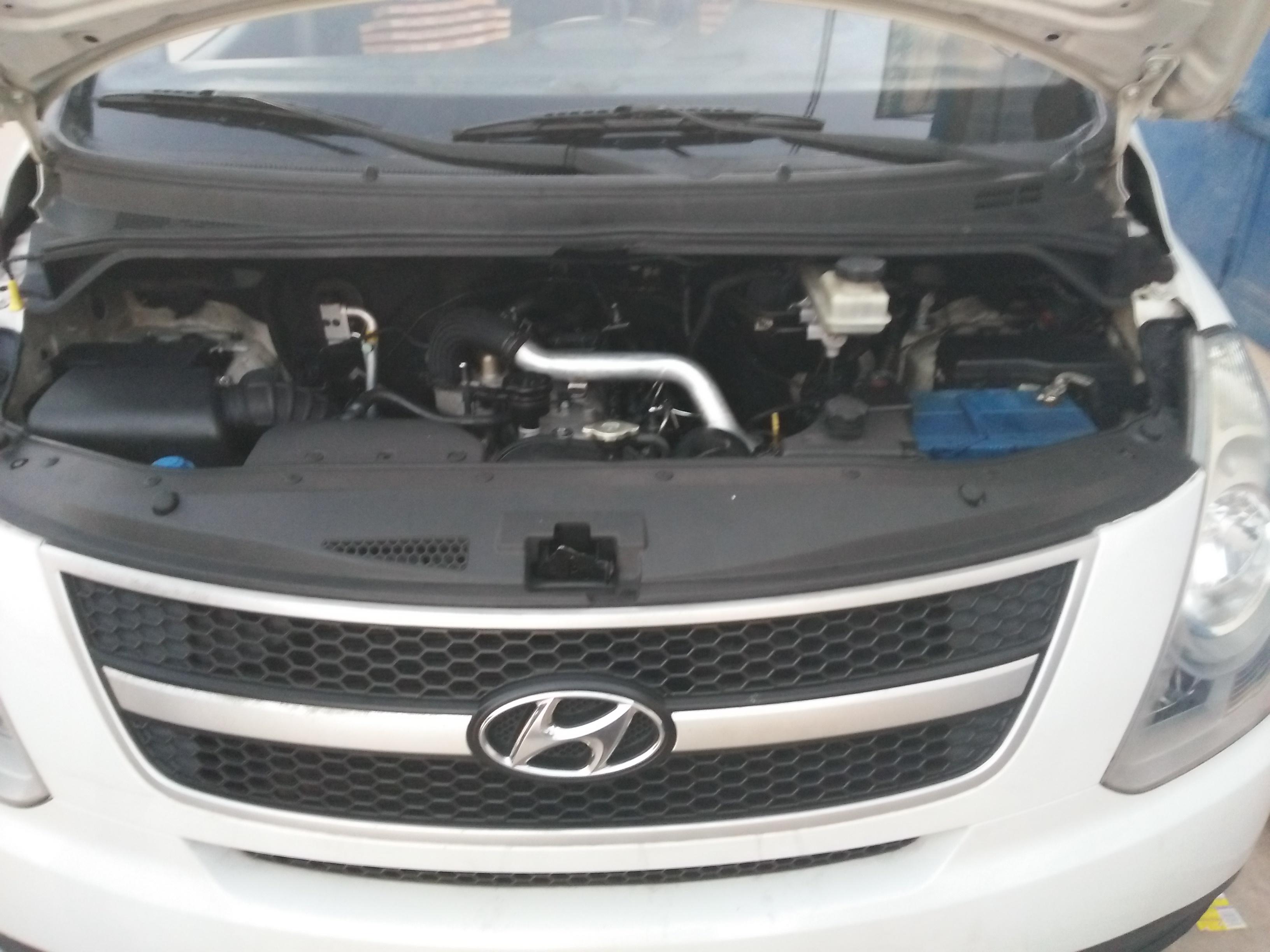 Hyundai h1 ouedkniss