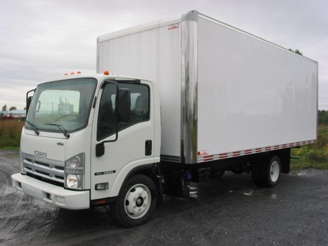isuzu شاحنة للتبريد للكراءاو الشراكة من نوع ouedkniss