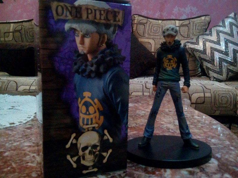 Figurines originales de TRAFALGAR LAW DE One piece ouedkniss