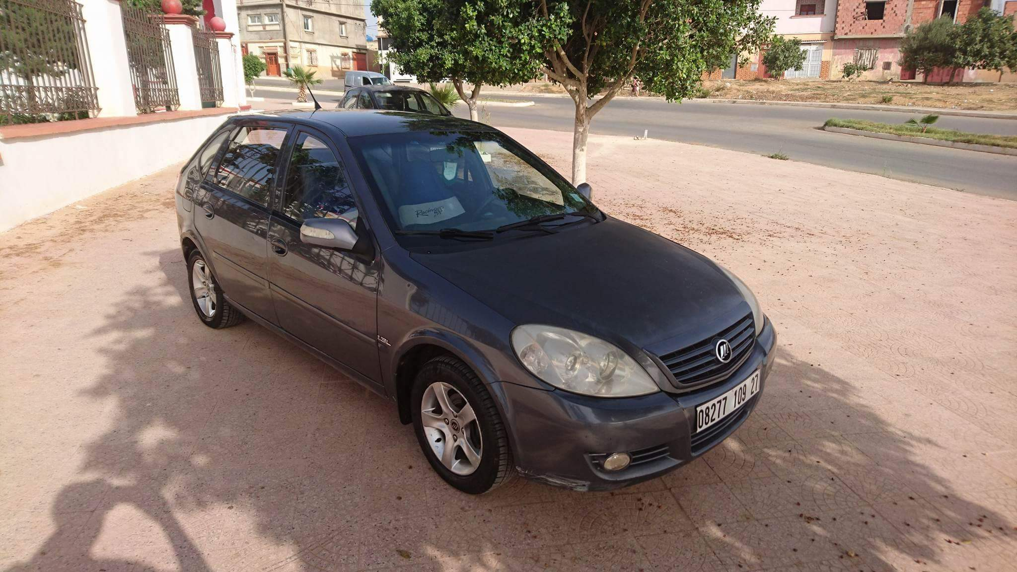 vente voiture lifan 520 hatch back 2009 ouedknisse