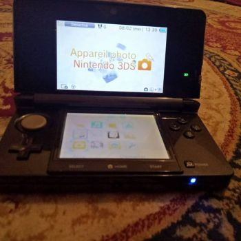 nintendo 3Ds ouedknisse