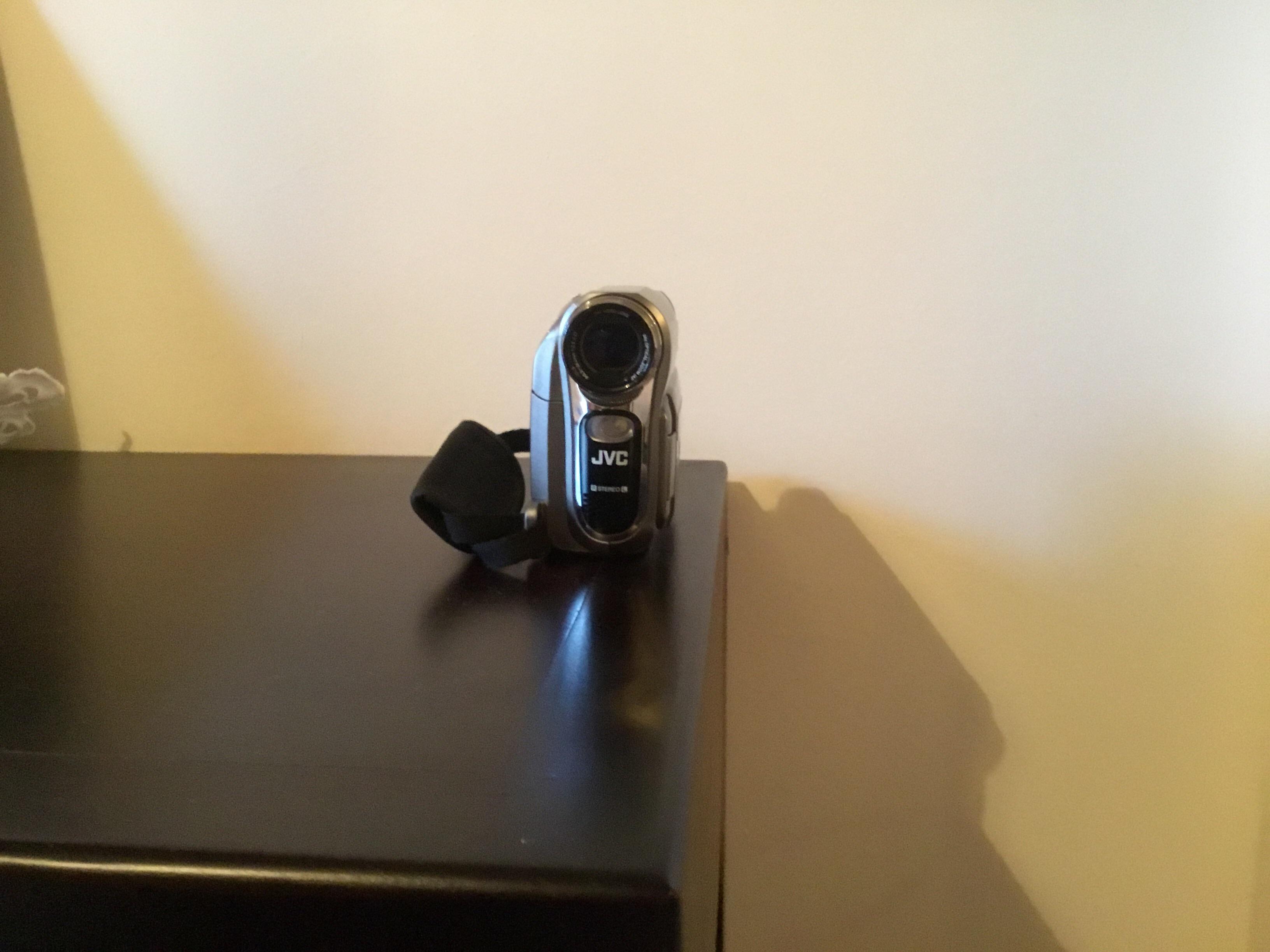 Caméra vidéo JVC ouedkniss
