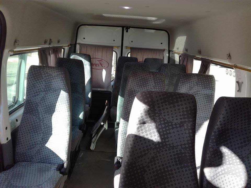 Ford Transit 2011 ouedkniss