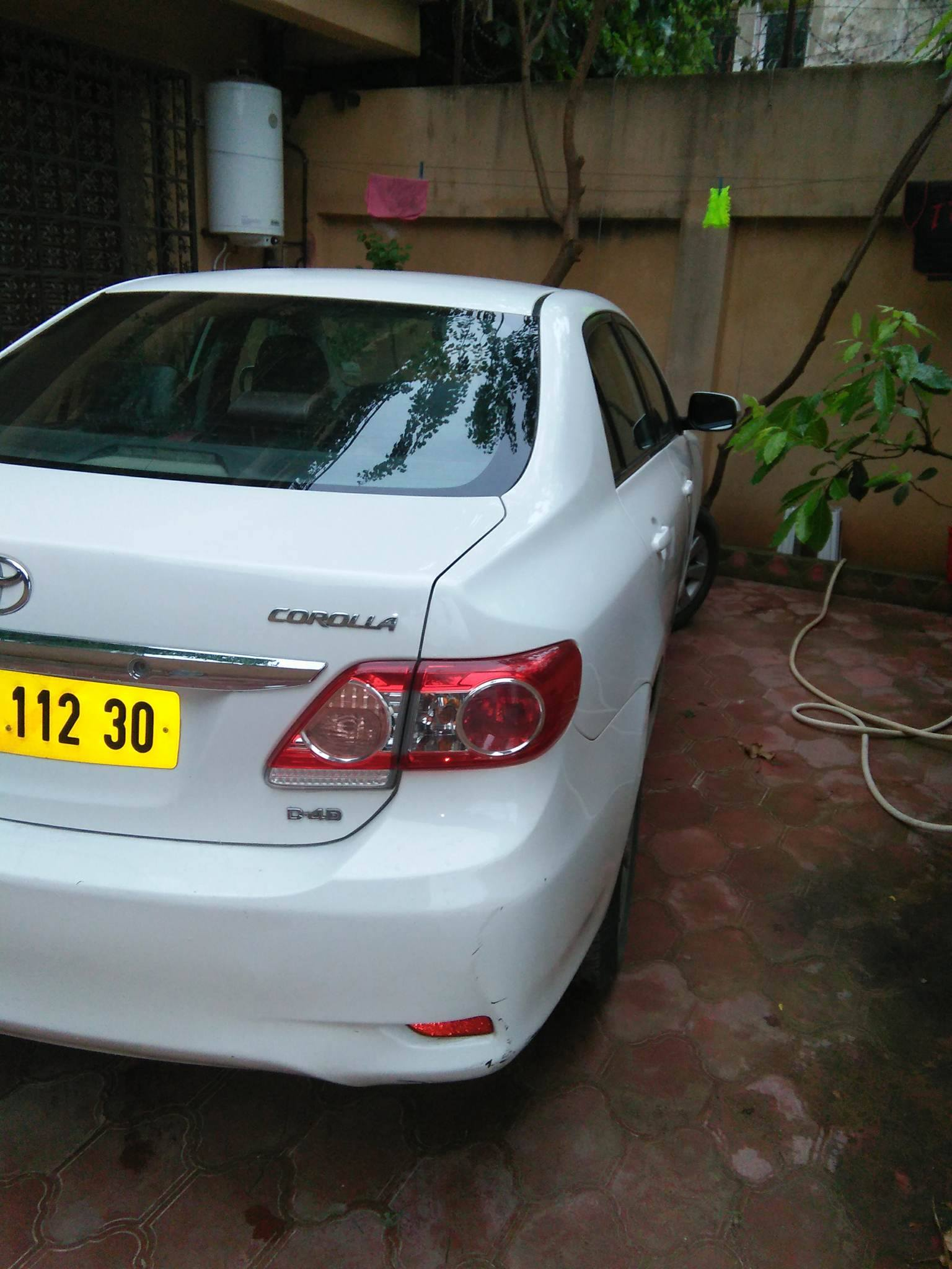 TOYOTA COROLLA Clim ABS ouedkniss