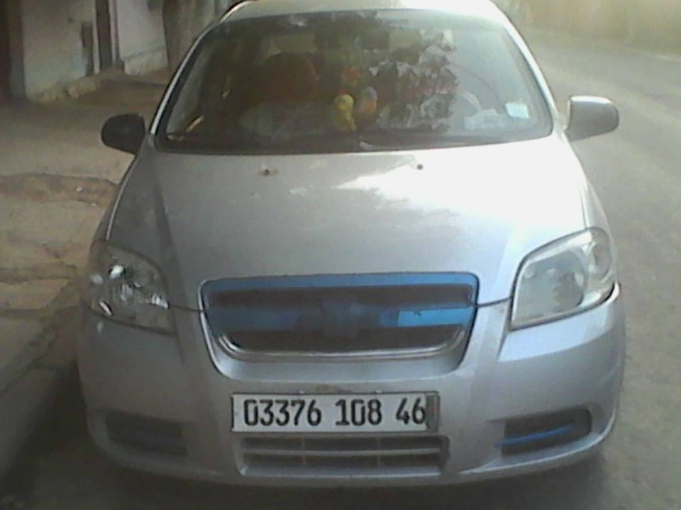 avendre chevrolet  AVEO  2008 ouedkniss