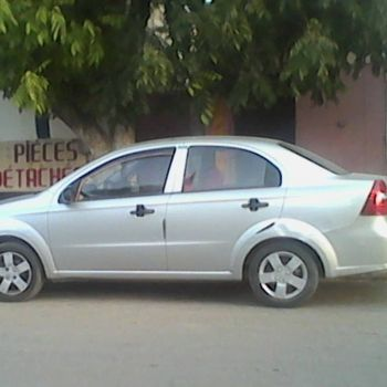 Avendre Chevrolet Aveo 2008 Ain Temouchent Oued Sebbah Chevrolet