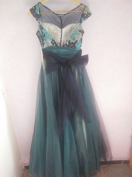 Robe soiree a vendre sur ouedkniss