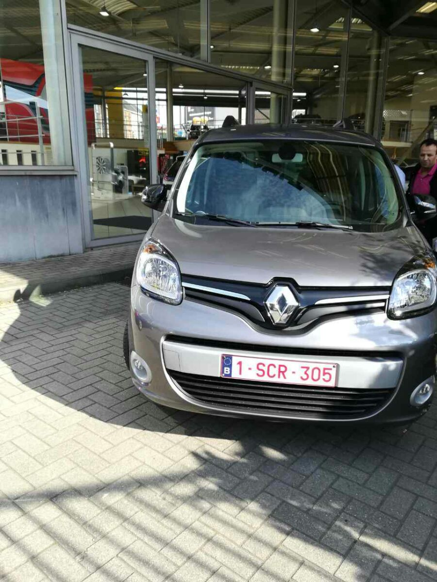 Renault kongo03/2017 ouedkniss