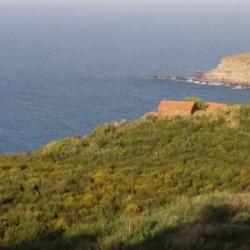 terrain vue sur mer a azeffoun ouedknisse