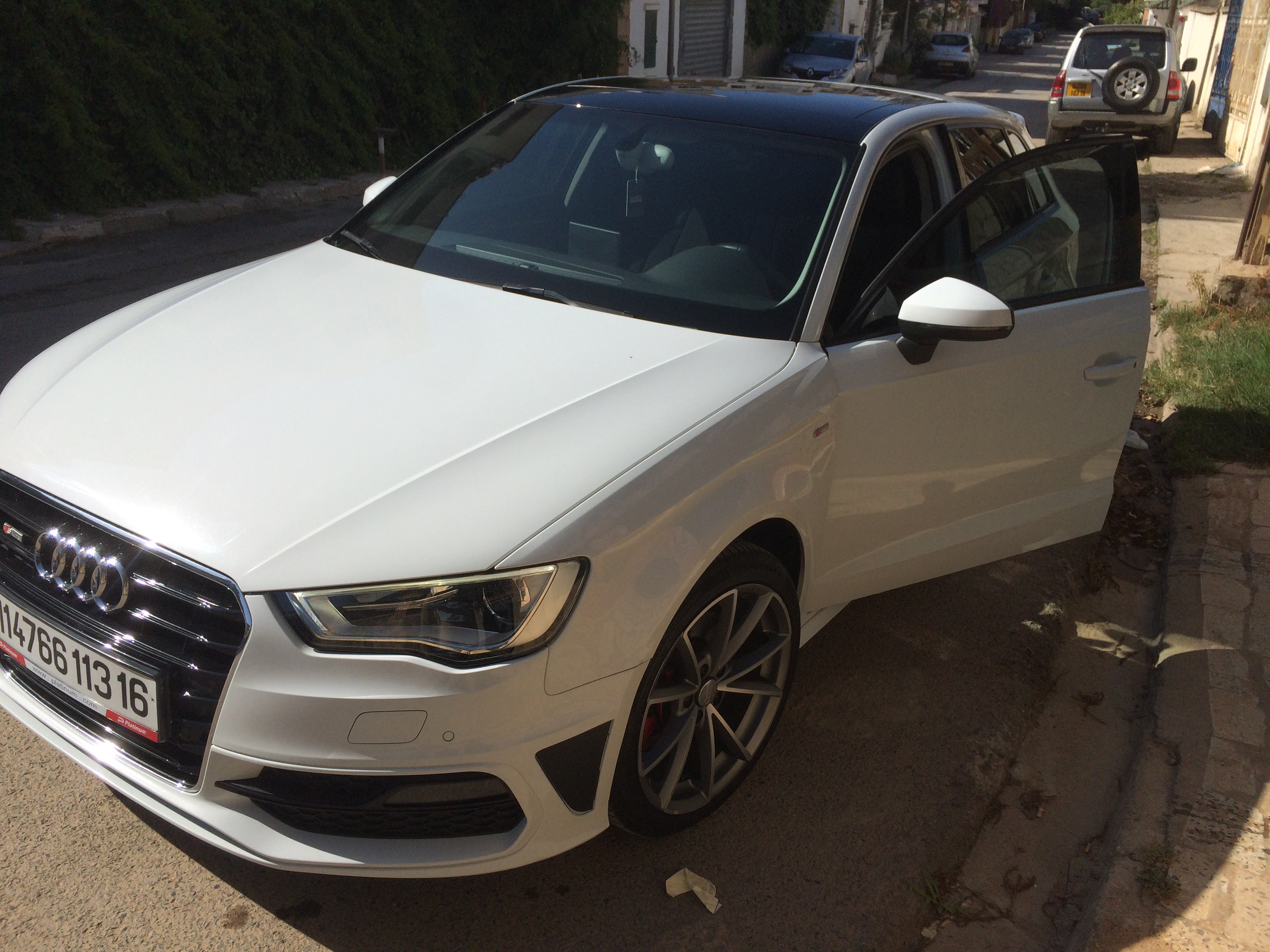 vente audi A3 ouedkniss