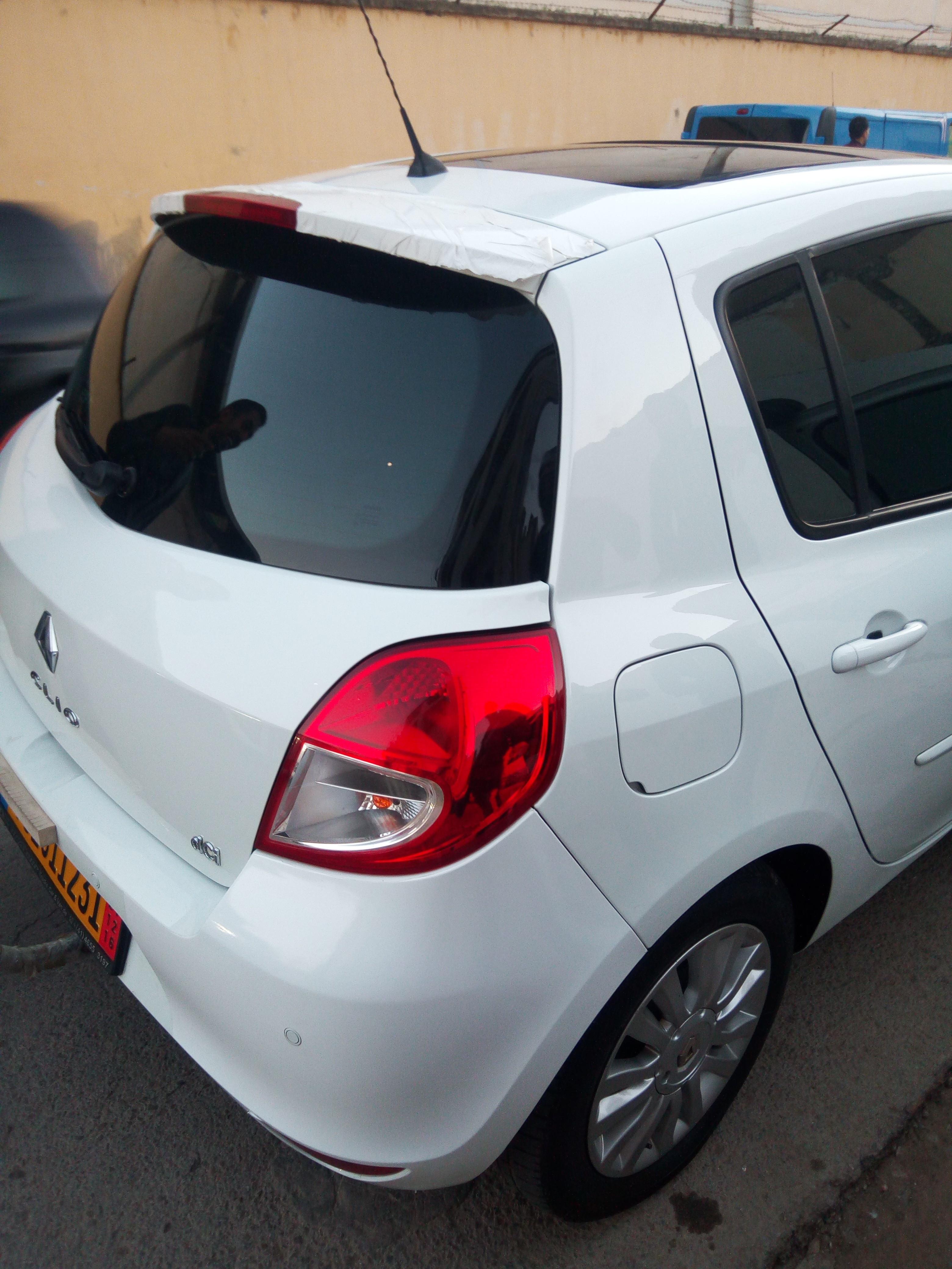 vente clio 3 dci ouedkniss