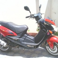 LIFAN 125 T-6 ouedknisse