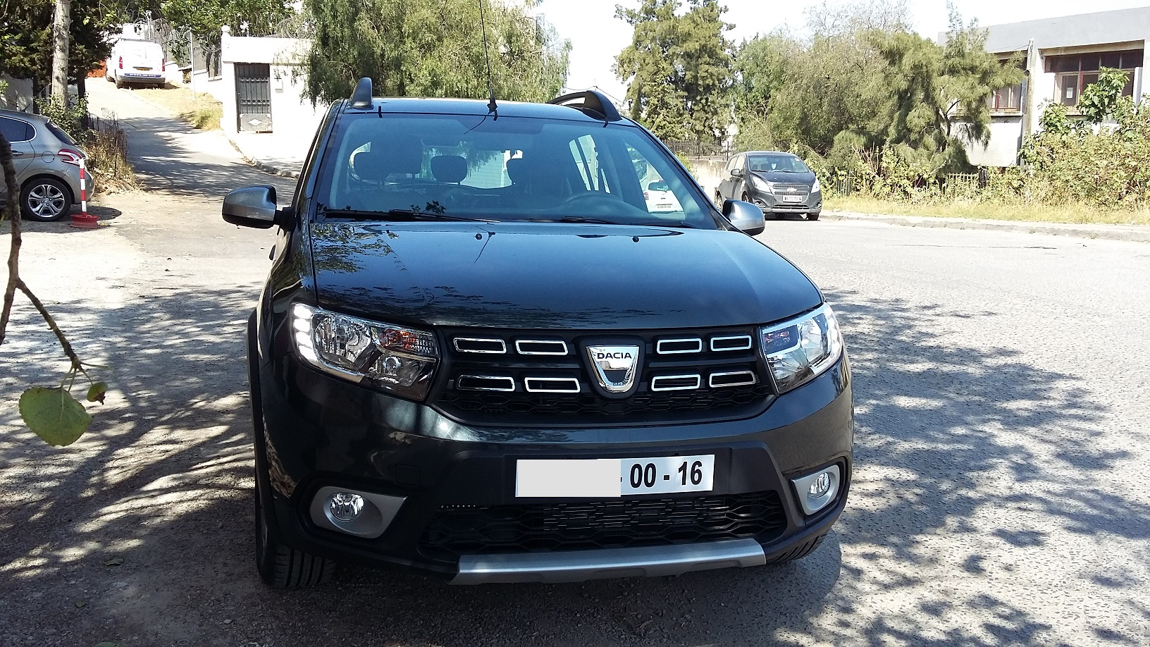 Dacia Sandero Stepway restylée 2017 ouedkniss