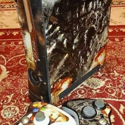 xbox fat ouedknisse