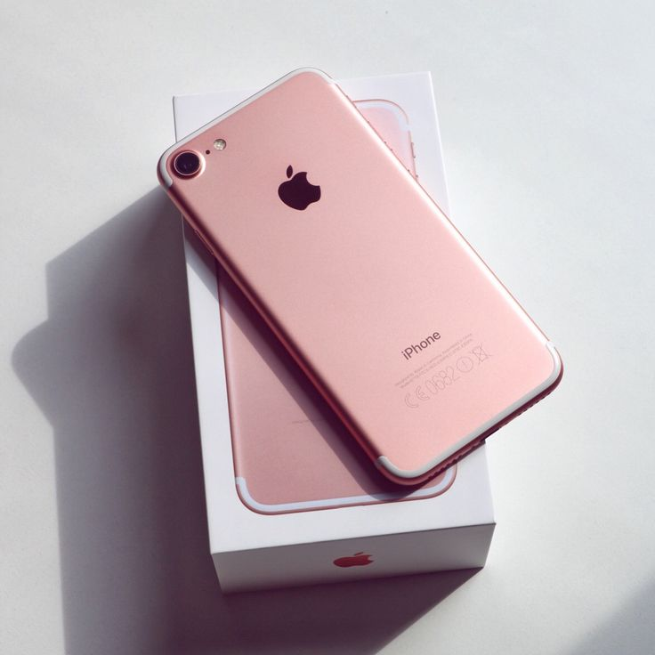 Iphone 7 rose 32gb 10/10 ouedkniss