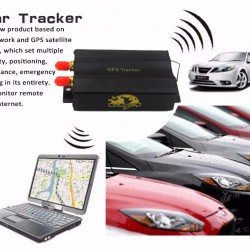 Installation GPS/GPRS ouedknisse