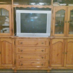 meuble en bois ouedknisse