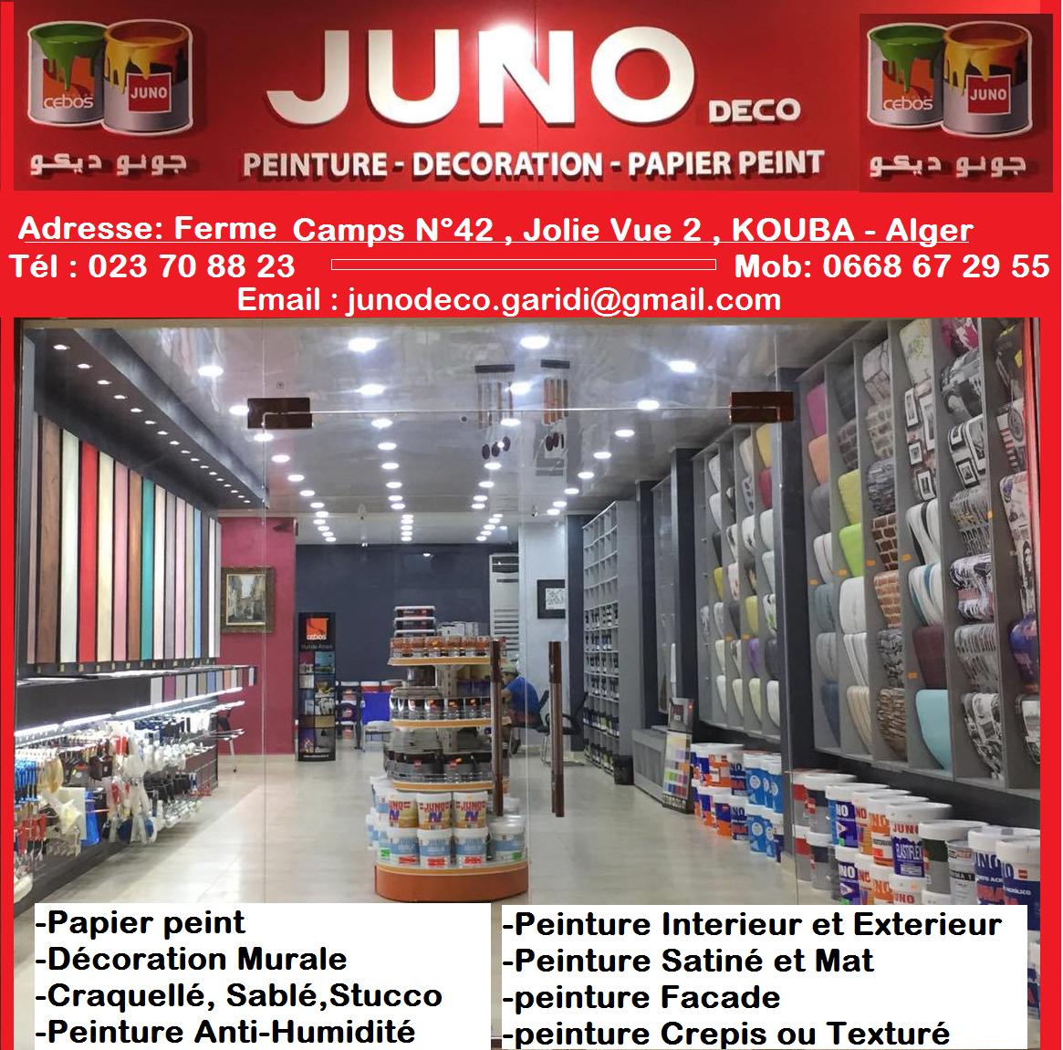 JUNO DECO GARIDI à Alger Jolie Vue 2 , Kouba - Peinture et ...