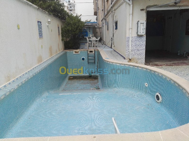 Agence Elfeth: Vend Villa R+3 314m2 à Kouba Annaba Ouedknisse