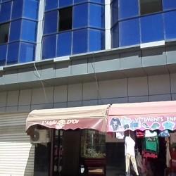 agence elfeth: vend centre commercial 1200m2 à drean centre ouedkniss