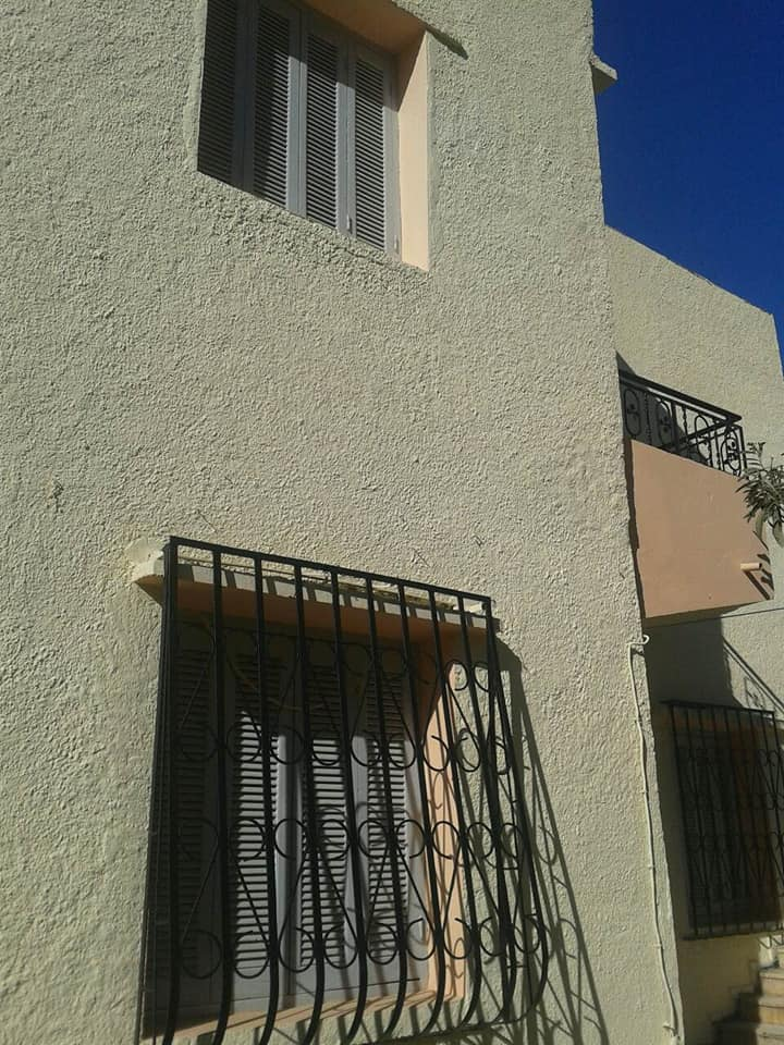 loue villa à cheraga ouedkniss