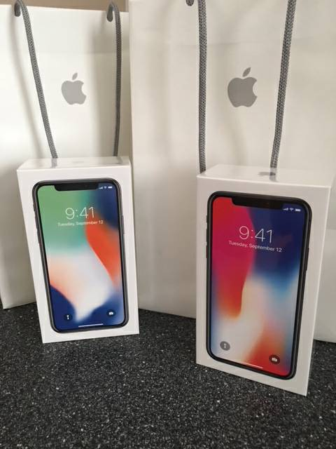 New Apple iphone X 256GB,iphone 8 Plus and iphone 8 128GB ouedkniss