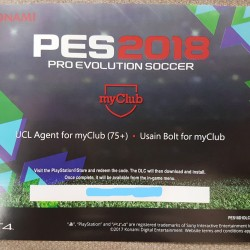 Pro Evolution Soccer 2018 (PREMIUM EDITION) PS4 ouedkniss