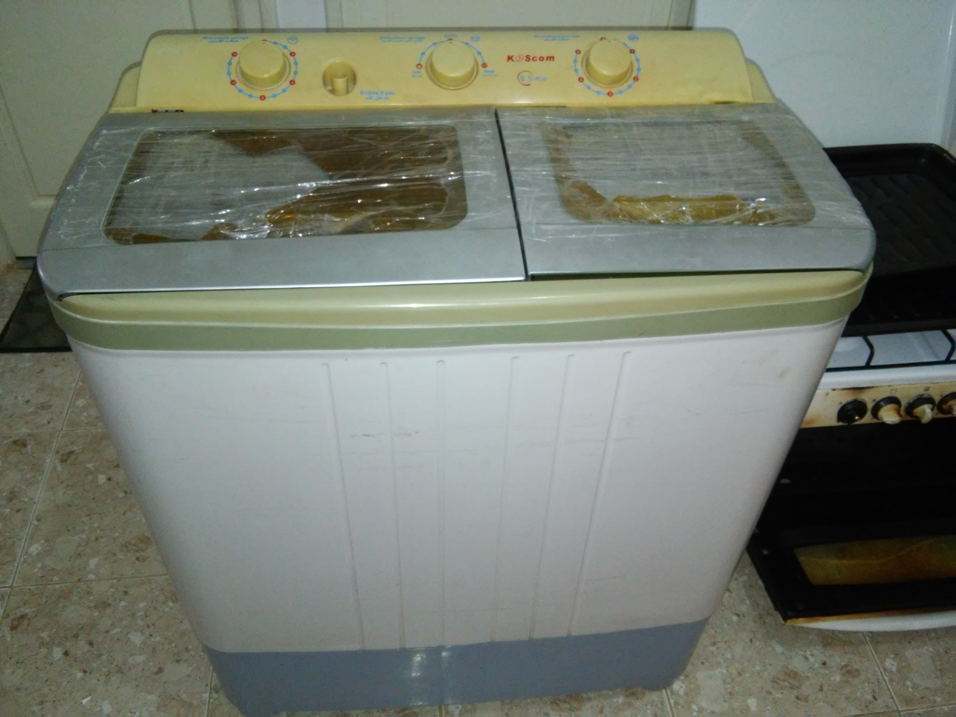 machine a lavée 9.5kg soscom ouedkniss