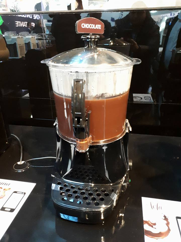 Machine à chocolat chaud ouedkniss