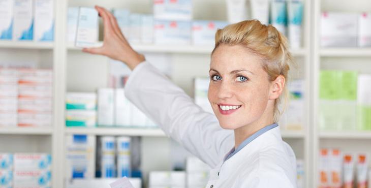 vendeuse en pharmacie ouedkniss
