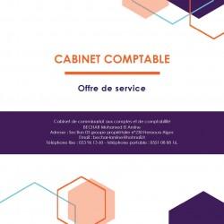 CABINET DE COMMISSARIAT AUX COMPTES ET DE COMPTABILITE ouedkniss