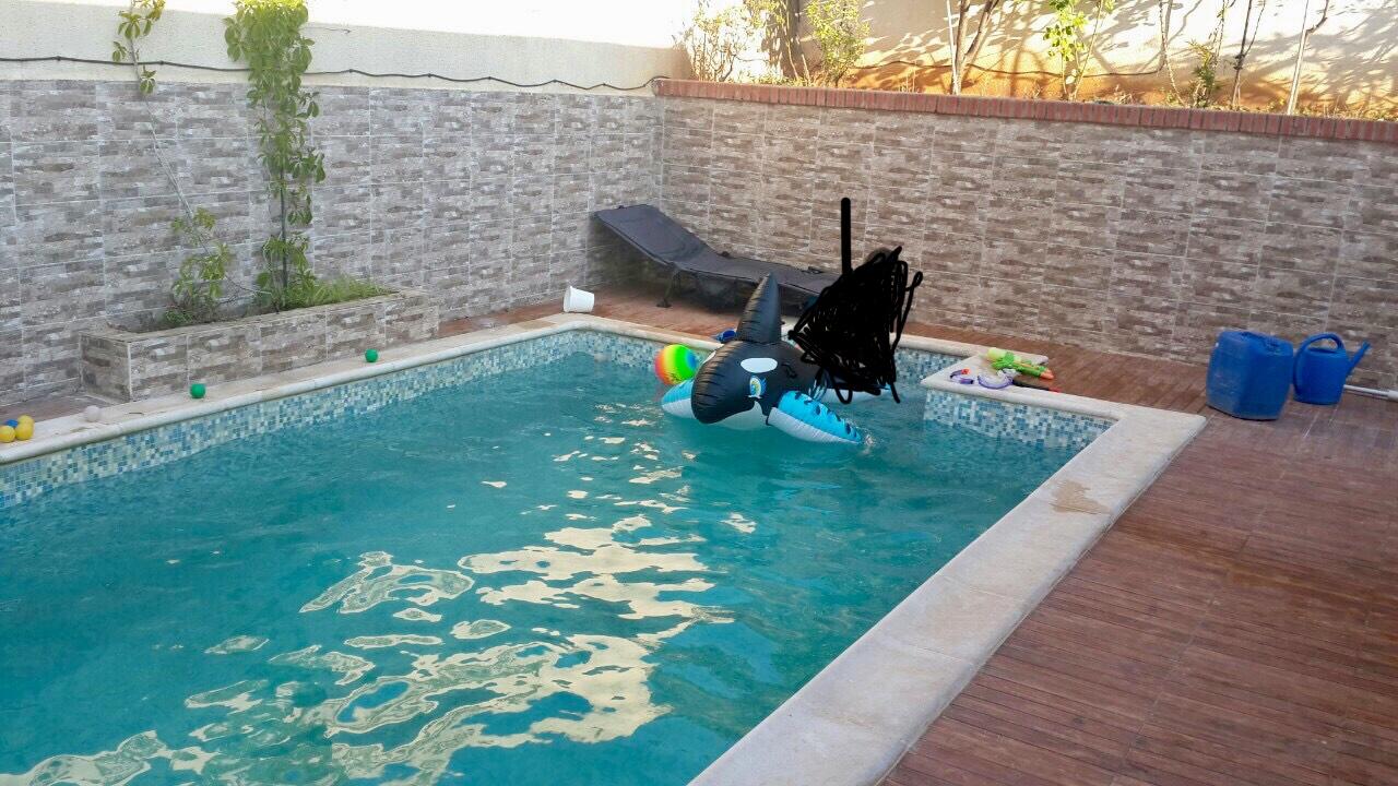 Bungalow avec piscine à Zemmouri ouedkniss